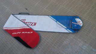 windsurf bolsa vela hasta 8m.