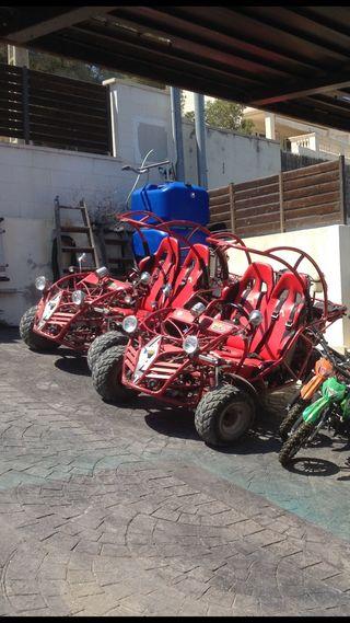Buggies 250 cc