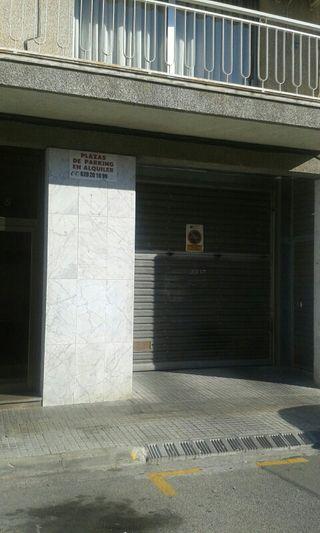 plazas de parking alquiler