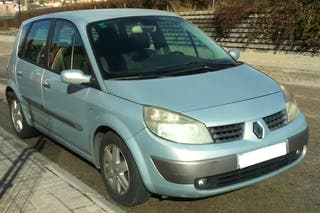 Renault Scenic CONFORT DINAMIQUE 1.9 DCI. año 2004