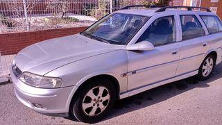 Opel Vectra Año 2001
