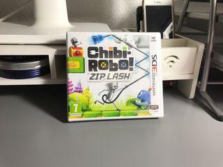 Juego Chibi-Robo Nintendo 3DS