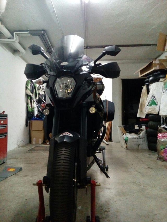 Ktm Smt 990 ABS 2012