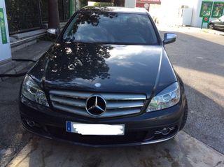 Mercedes-Benz Clase C 200 avantgarde con 60 mil