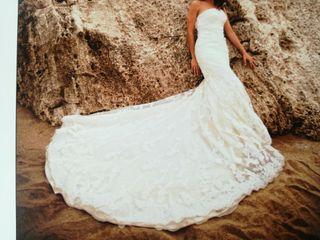 Vestido boda mas velo