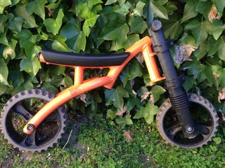 Bici Ybike Extreme sin pedales