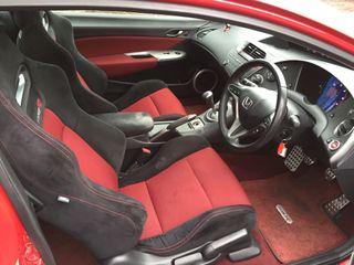 Honda civic 2.2 cdti type s gt 2010, fsh, 2 keys