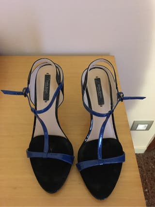 Zapatos mujer talla 37 Zara!