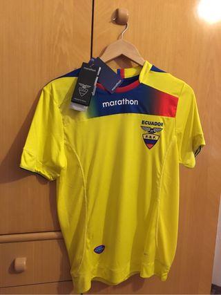 Camiseta OFICIAL ECUADOR NUEVA!! Talla S.