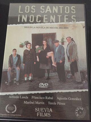 Dvd Los santos inocentes