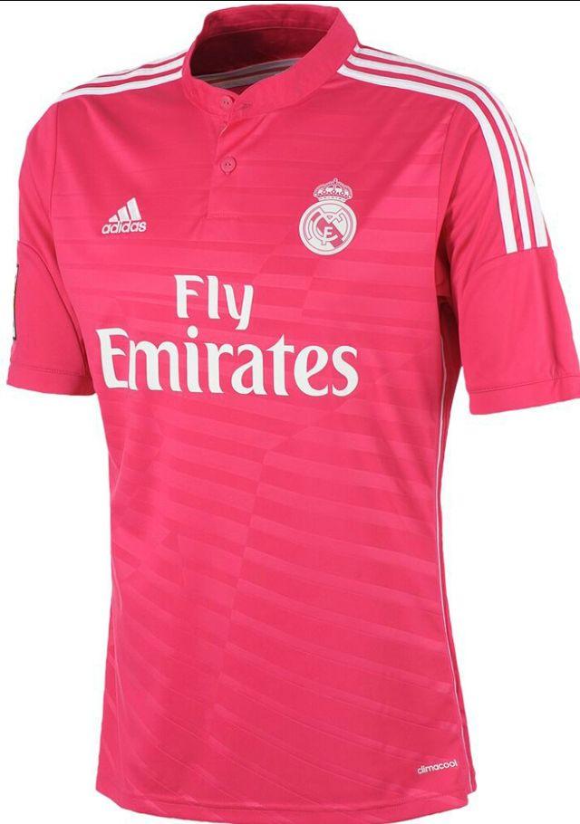 2e76d80b3e365 Camiseta Real Madrid Rosa Nueva Talla M de segunda mano por 20 € en ...
