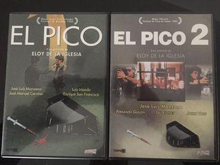 Dvds El Pico 1 y 2
