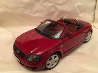 Maqueta 1/18 Audi TT