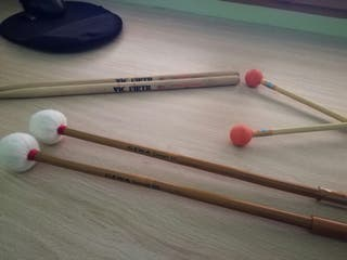 Baquetas Percusión