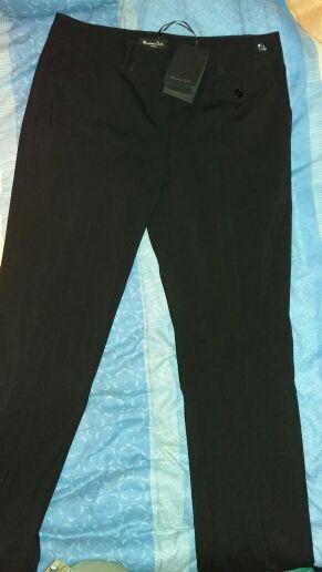 pantalon massimo dutti mujer
