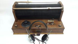 antigua radio galena