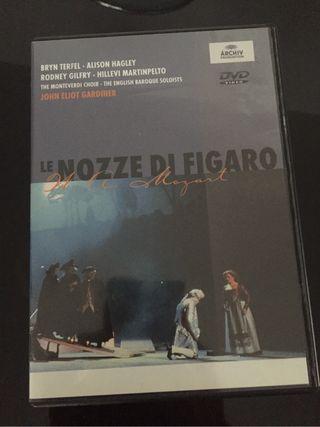 DVD Las Bodas de Fígaro