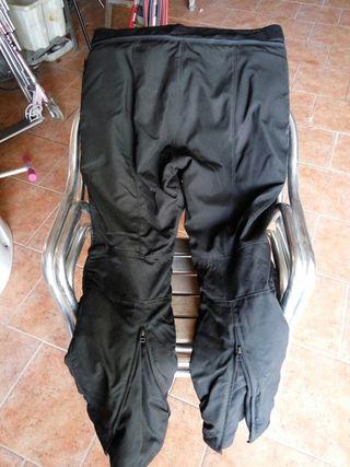 pantalon moto hombre
