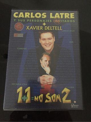 DVD Carlos Latre