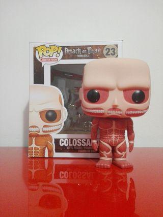 Figura Pop Vinyl Titán Colosal