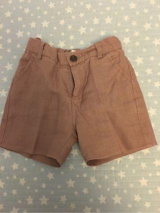 Pantalon corto niño Gocco T 2-3