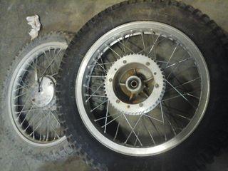 ruedas de bultaco