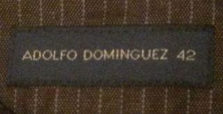 pantalón caballero Adolfo Domínguez