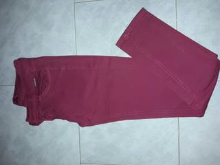 pantalon mujer stradivarius