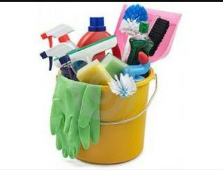 limpieza de hogar.