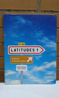 """Aprende Francés """"Latitudes 1 (A1-A2"""".Ahorra 19,70€"""