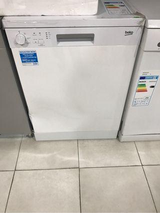 Lavavajillas beko tara nuevo