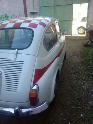 Fiat Seicento 1971