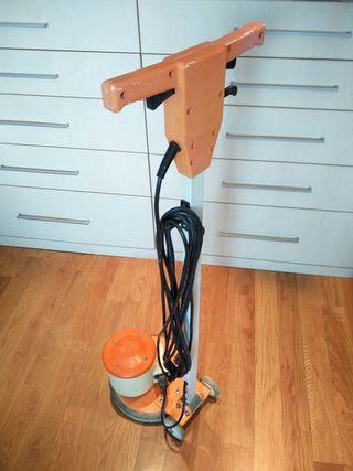 Máquina abrillantadora pulidora de suelos