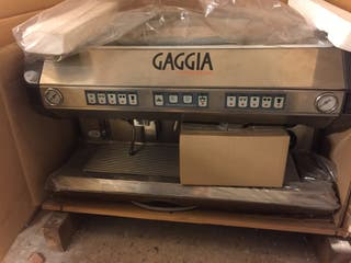 Cafetera gaggia system kb 200