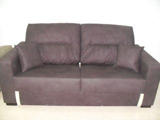 sof cama de segunda mano por 449 en madrid wallapop