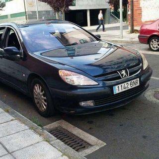 Peugeot 607 año 2002 ...