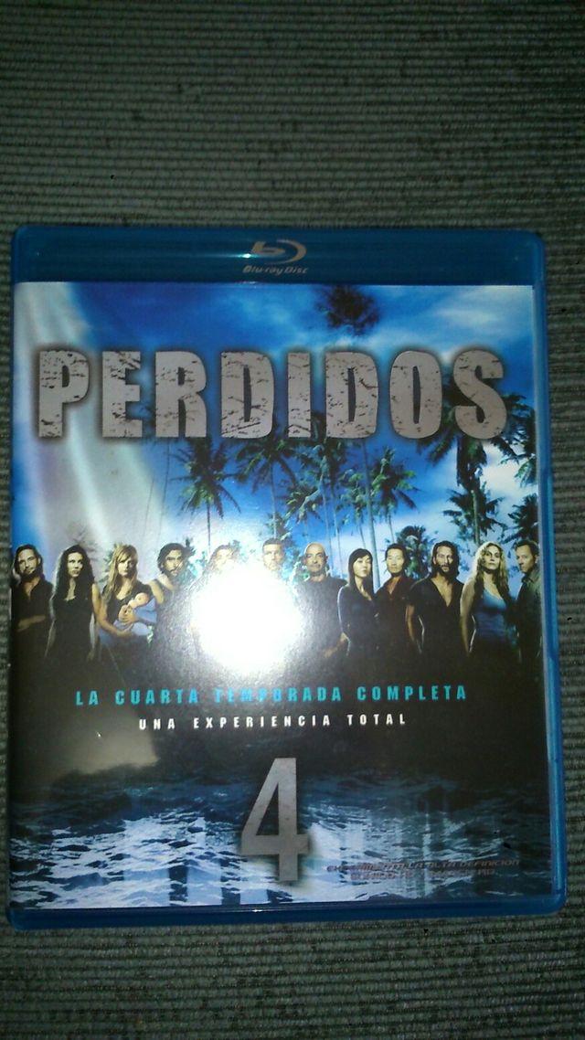 Perdidos - Lost - Temporada 4 Completa - Bluray de segunda mano por ...