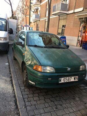 Fiat Punto 1998 1.7. diesel