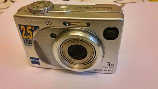 Camara digital Sony DSC-W1
