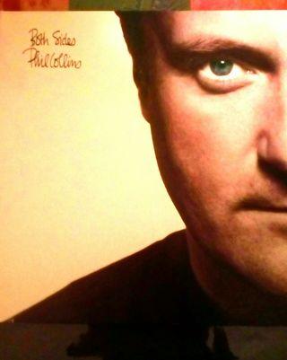 Vinilo Doble L.P. Phil Collins/Both Sides