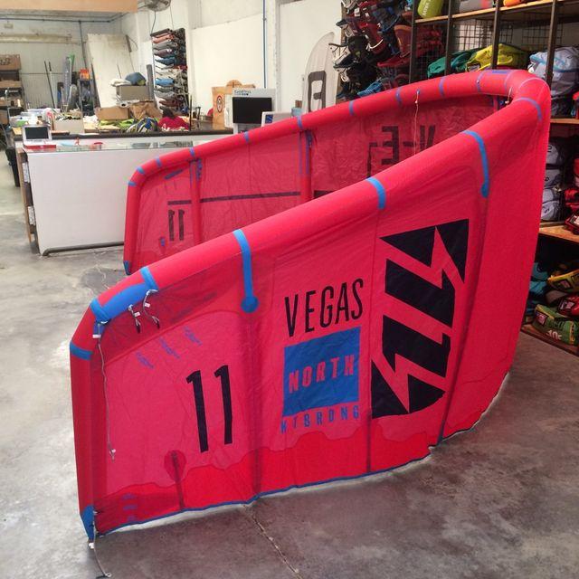 Kite North Vegas 11m 2016