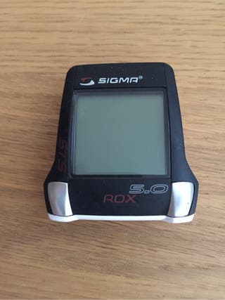 Pulsometro ciclocom SIGMA ROX 5.0