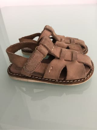 Zapato sandalia bebe niño 20
