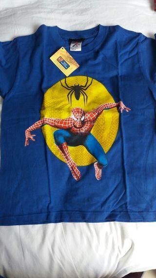 Camiseta manga corta Spiderman