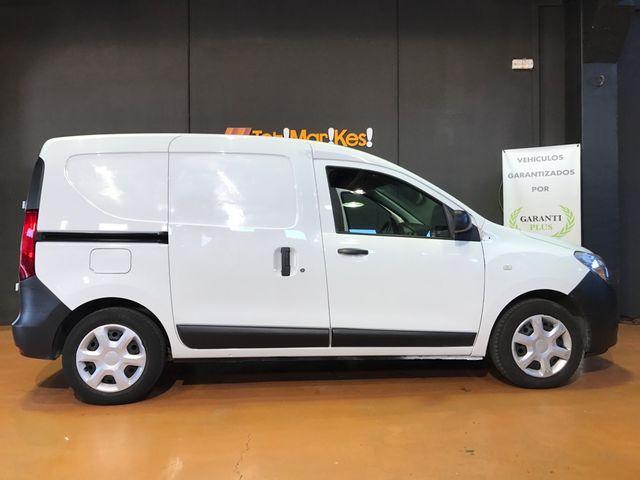 Dacia Dokker 2015 carga refrigerada hasta 15 grados