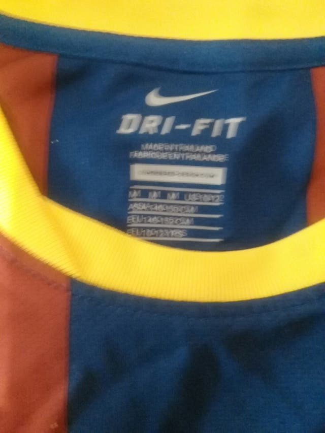 camiseta F.C.Barcelona