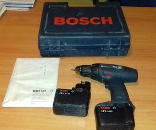 taladro a batería Bosch