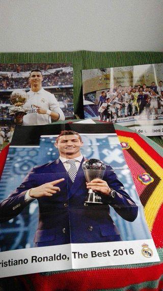 Poster futbol