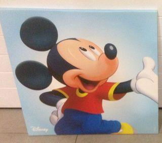 Cuadros Mickey de Disney