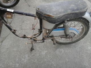 chasis bultaco 155 no la mercurio